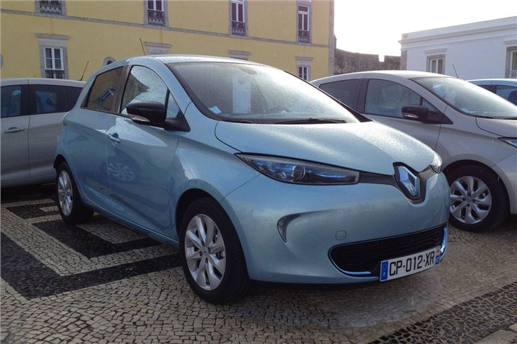 renault zoe 2013 road test road tests honest john. Black Bedroom Furniture Sets. Home Design Ideas