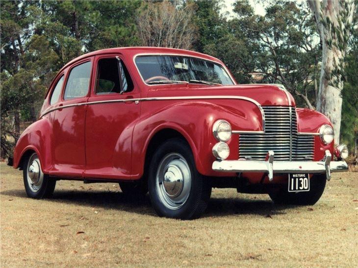 Jowett Javelin Classic Car Review Honest John