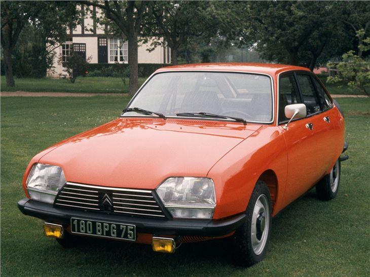 citroen gs gsa classic car review honest john. Black Bedroom Furniture Sets. Home Design Ideas