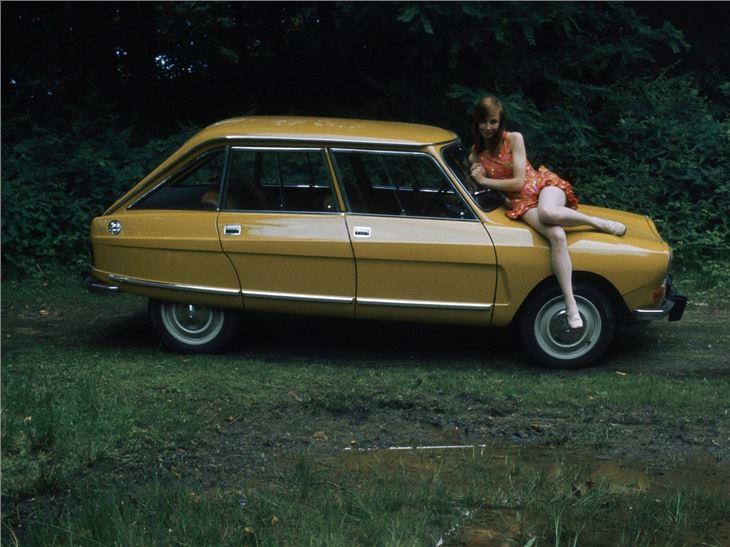 citroen ami classic car review honest john. Black Bedroom Furniture Sets. Home Design Ideas