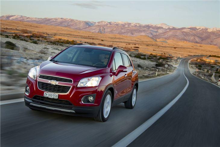 Vauxhall Mokka Dimensions >> Chevrolet Trax 2013 Road Test | Road Tests | Honest John