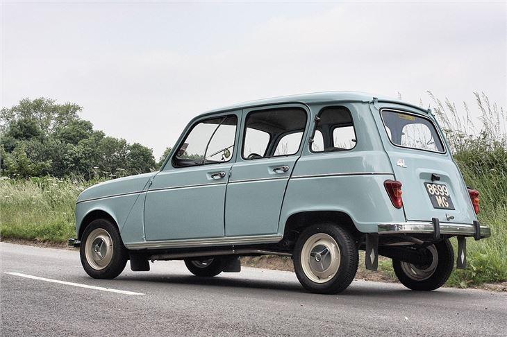 Renault 4 - Classic Car Review | Honest John