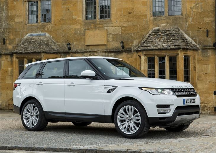 range rover sport 2013 road test road tests honest john. Black Bedroom Furniture Sets. Home Design Ideas