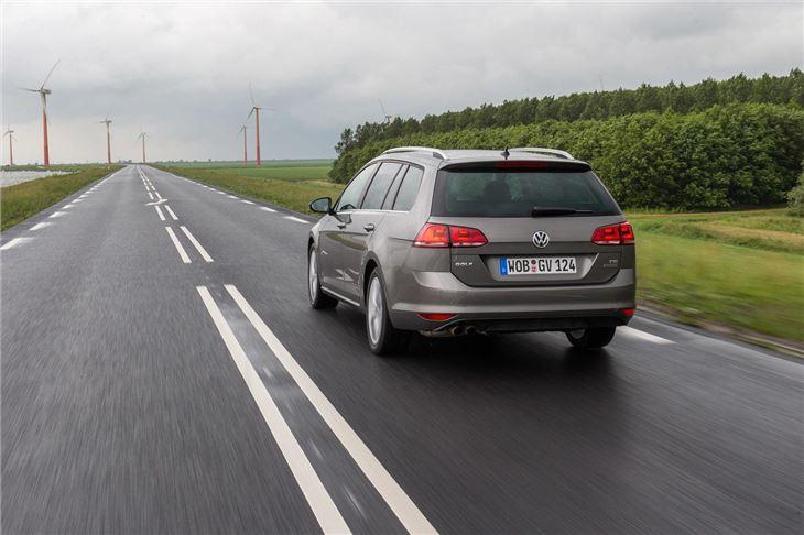 volkswagen golf vii estate 2013 road test road tests. Black Bedroom Furniture Sets. Home Design Ideas