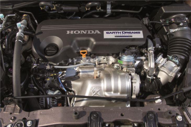 Honda Fit Mpg >> Honda CR-V 1.6 i-DTEC Road Test 2013 | Road Tests | Honest John