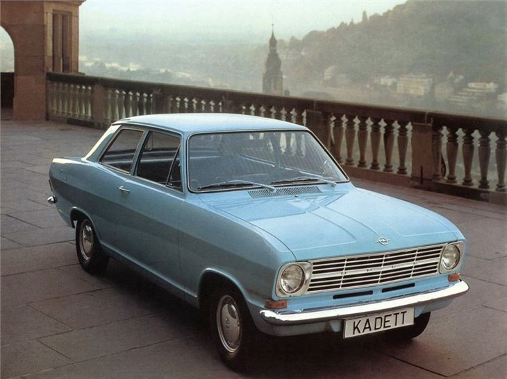 opel kadett b classic car review honest john. Black Bedroom Furniture Sets. Home Design Ideas