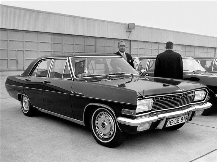Opel Kapitan Admiral Diplomat A Classic Car Review