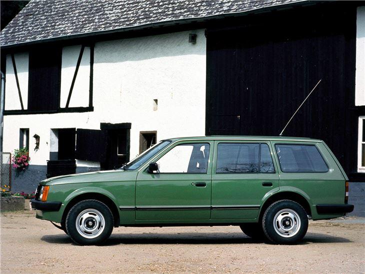 Opel Kadett D - Classic Car Review | Honest John