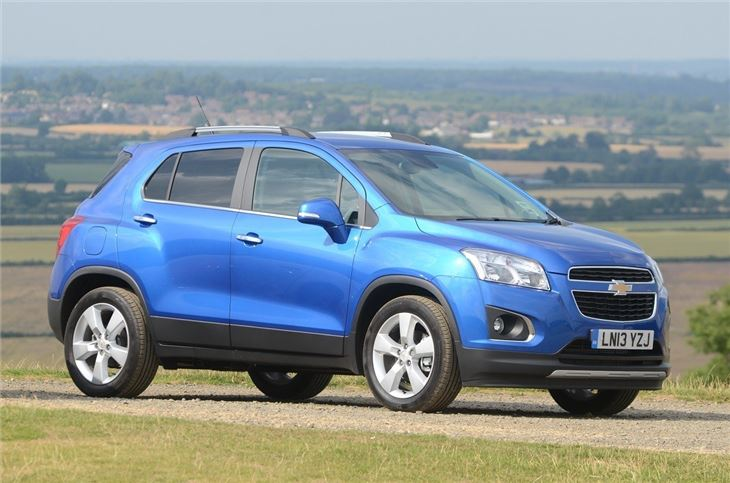 Chevrolet Trax 1 4 Lt Stop Start Road Test Road Tests