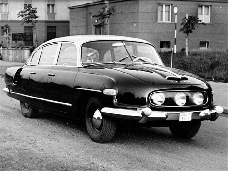 Tatra 603, 1956-1975 | Alden Jewell | Flickr