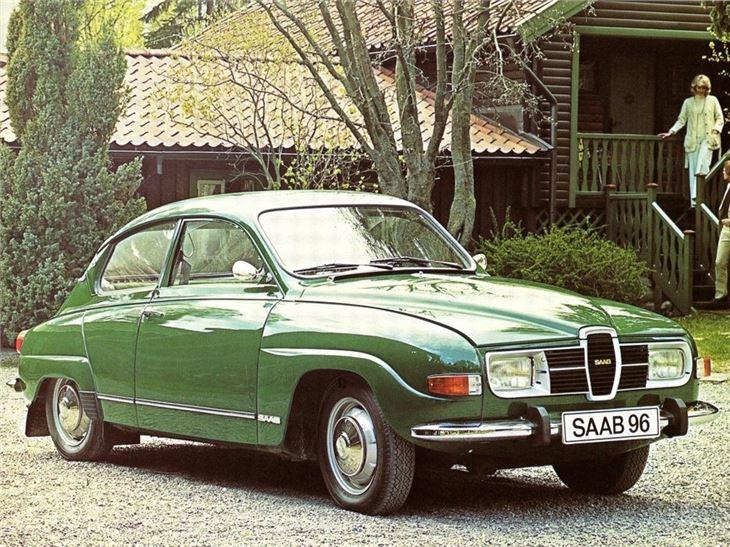 Saab 96 V4 Classic Car Review Honest John