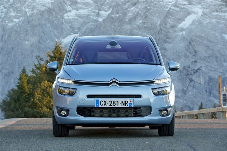 citroen grand c4 picasso 2013 road test road tests honest john. Black Bedroom Furniture Sets. Home Design Ideas