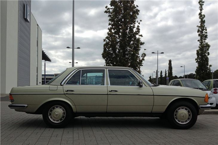 Mercedes Benz E Class W123 Classic Car Review Honest
