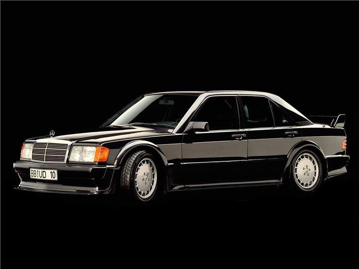 Mercedes E Cosworth Review