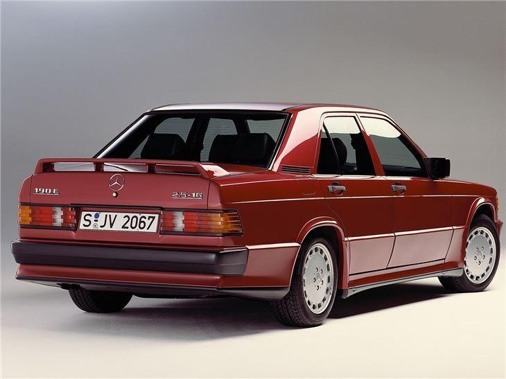 Mercedes benz 190e 2 3 16 2 5 16 classic car review for 1988 mercedes benz 190e
