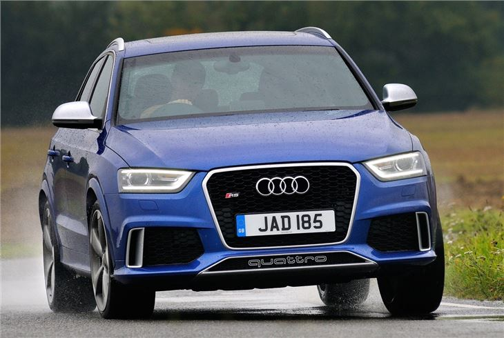 audi rs q3 2013 road test road tests honest john. Black Bedroom Furniture Sets. Home Design Ideas