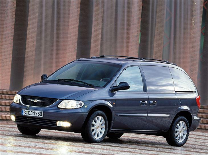 chrysler voyager 2001 car review honest john. Black Bedroom Furniture Sets. Home Design Ideas