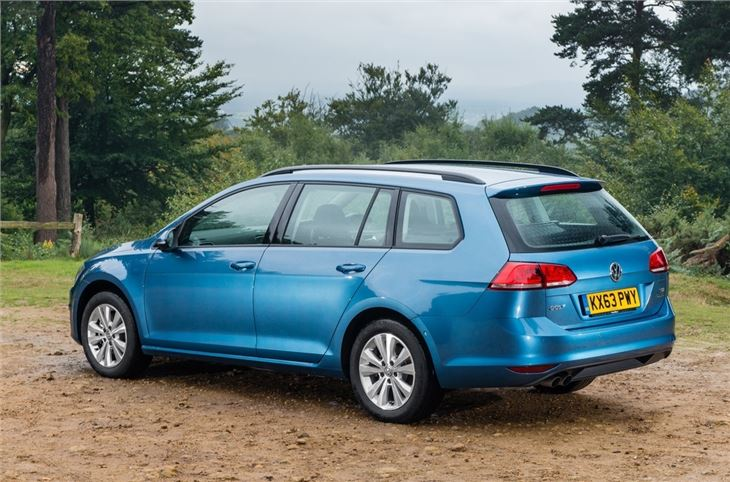 Volkswagen Golf Estate 2013 Car Review Honest John
