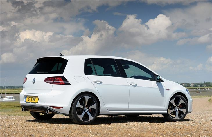 Volkswagen Golf Vii Gti 2013 Car Review Honest John