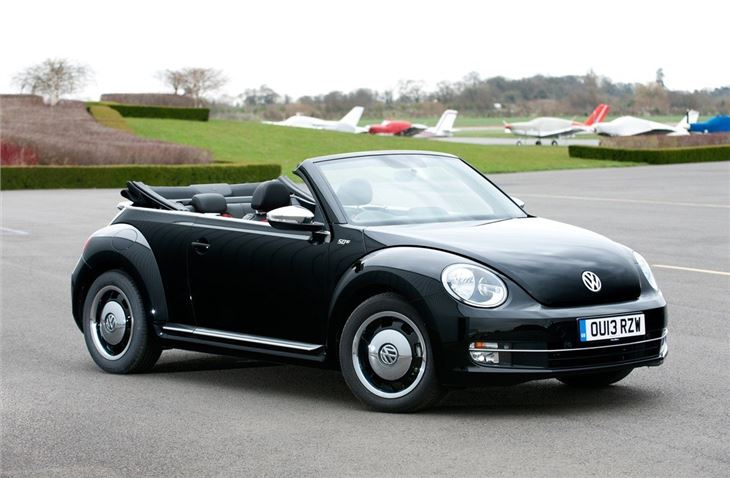 Volkswagen Beetle Cabriolet 2013 Car Review Honest John