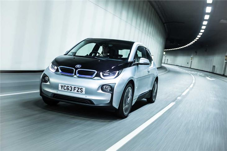 Bmw Electric Car I Review