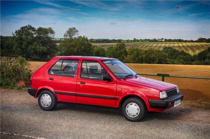 Nissan Micra K10 Classic Car Review Honest John