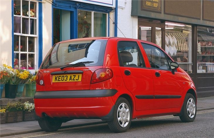 The General Car Insurance Quote >> Daewoo Matiz 1998 - Car Review | Honest John