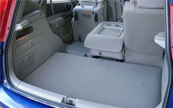 Daewoo Tacuma 2000 Car Review Honest John