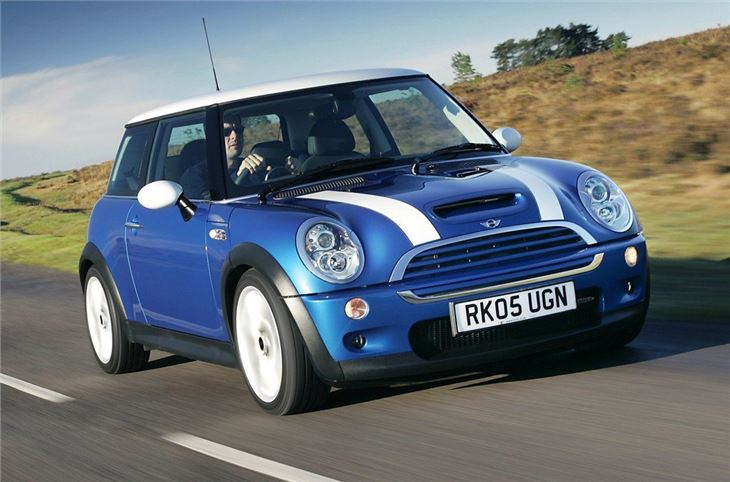 mini convertible finance deals