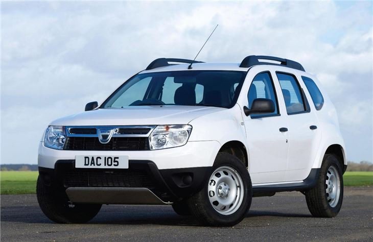 Dacia duster 2012 car review honest john for Dacia duster specifications