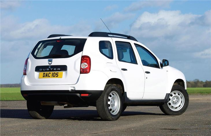 BMW 2002 For Sale >> Dacia Duster 2012 - Car Review | Honest John