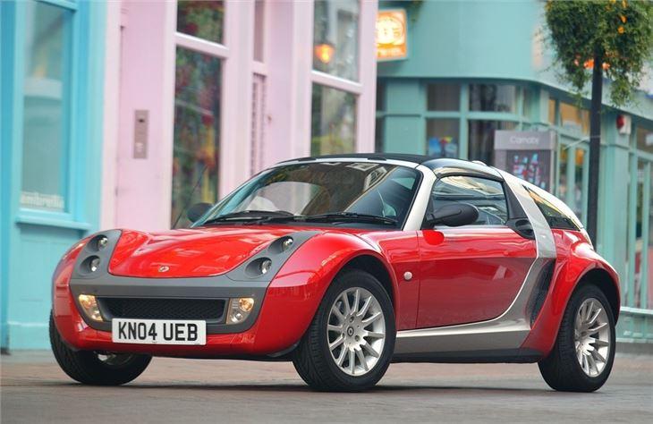 smart roadster 2003 car review honest john. Black Bedroom Furniture Sets. Home Design Ideas