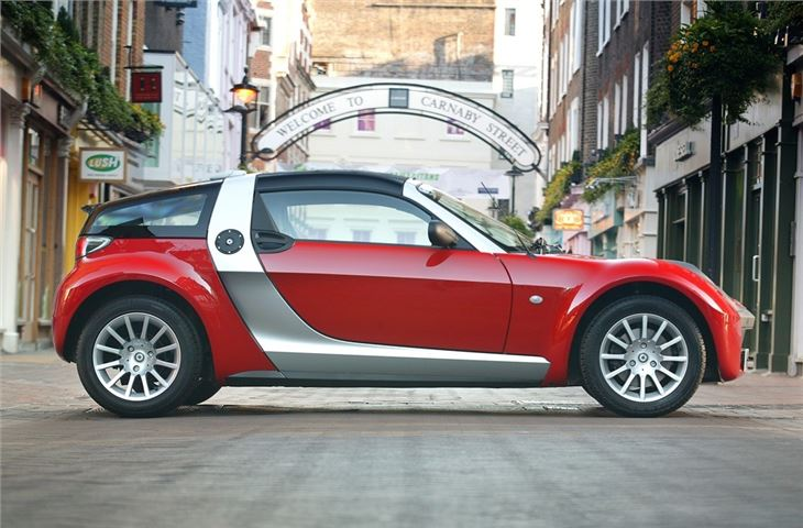 Smart Roadster 2002 - Car Review | Honest John