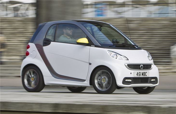 Smart Fortwo 2007 - Car Review | Honest John