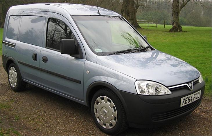Vauxhall Combo 2002 Van Review Honest John