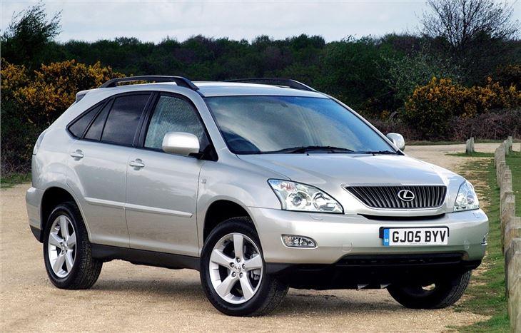 2011 Honda Civic For Sale >> Lexus RX300 2003 - Car Review   Honest John