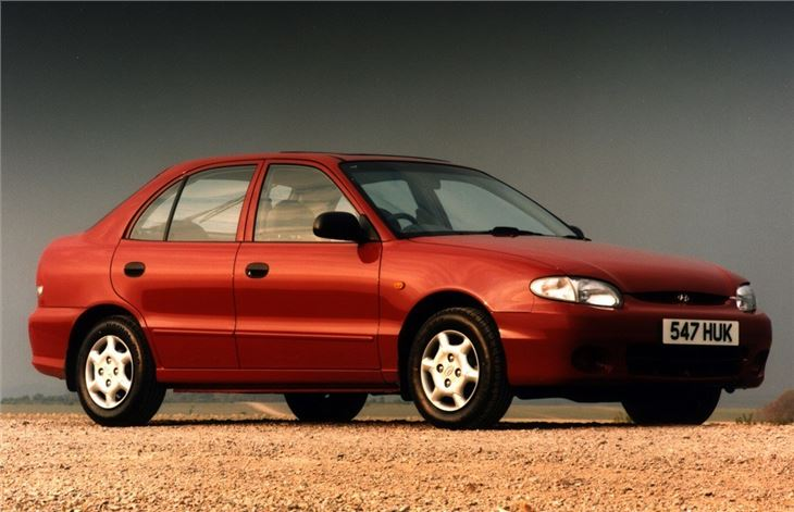 Hyundai Accent 1994 Car Review Honest John