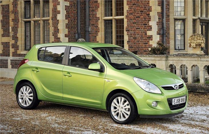 Fuel Cost Calculator >> Hyundai i20 2009 - Car Review | Honest John