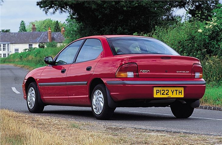 Chrysler Neon 1996 Car Review Honest John