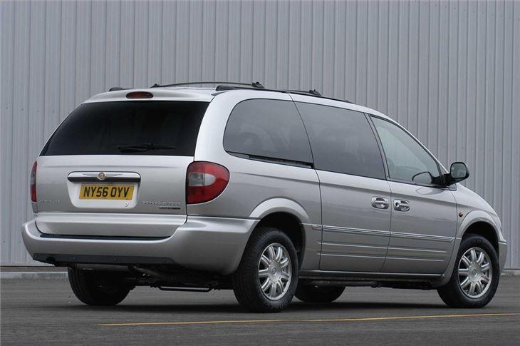 Chrysler Grand Voyager 2004 Car Review Honest John