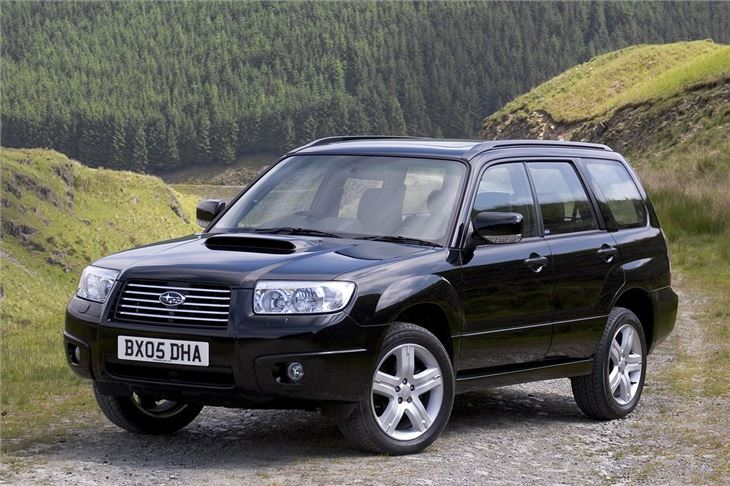 Subaru Forester Off Road >> Subaru Forester 2002 - Car Review | Honest John