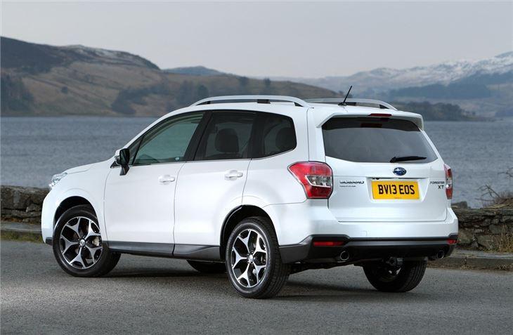 Subaru Forester 2013 Car Review Honest John