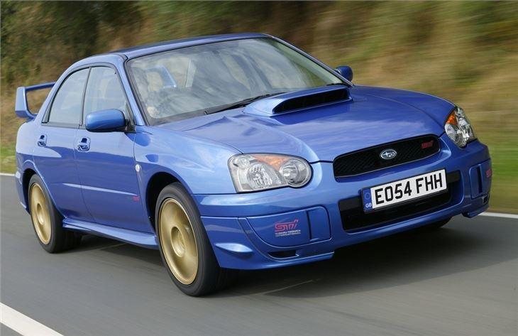 Subaru Impreza Ii Wrx 2002 Car Review Honest John