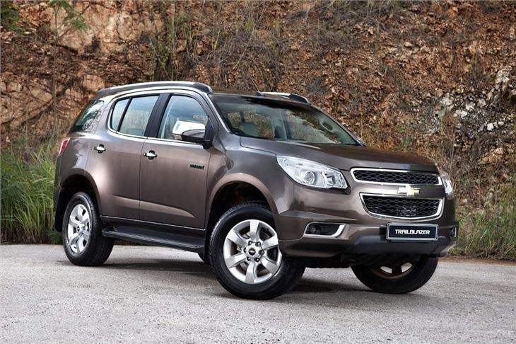 Chevrolet Trailblazer 2012 - Car Review | Honest John