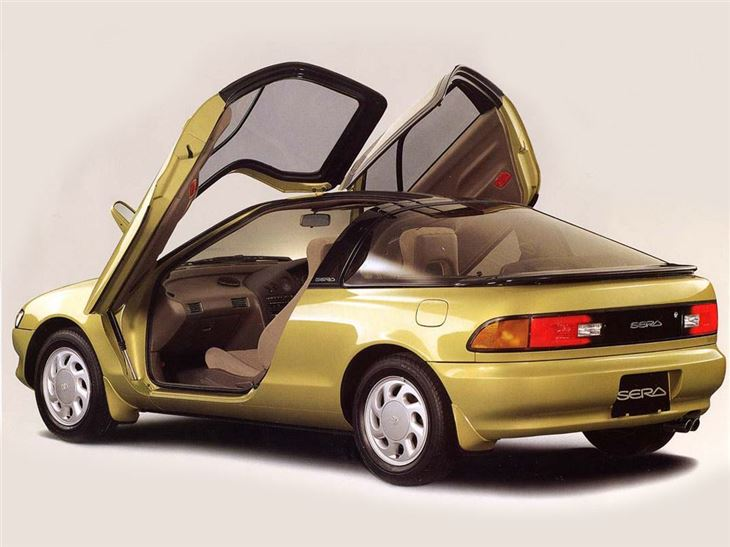 Toyota Sera Classic Car Review Honest John