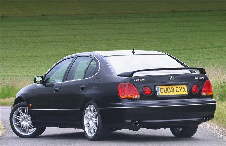 5 Miles Cars For Sale >> Lexus GS430 2001 - Car Review | Honest John
