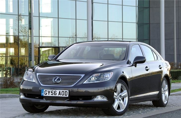Ls 460 For Sale >> Lexus LS460 2006 - Car Review | Honest John