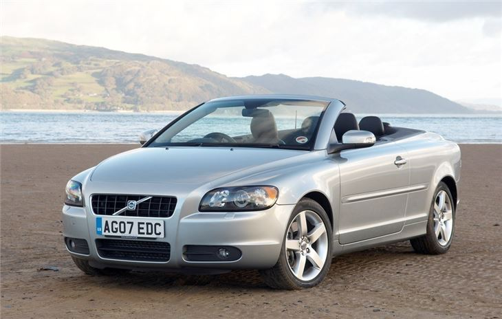 volvo c70 2006 car review good bad honest john. Black Bedroom Furniture Sets. Home Design Ideas