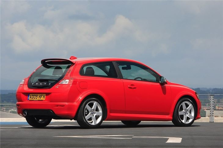 Volvo C30 For Sale >> Volvo C30 2006 - Car Review | Honest John
