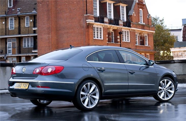 Volkswagen Passat CC 2008 - Car Review | Honest John